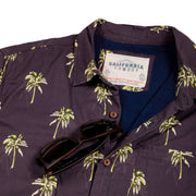 Men's High Water Shirt - Indio Palm Washed Navy