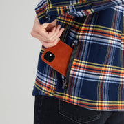 High Sierra Flannel Shirt With Phone Pocket - Daffy Plaid - California Cowboy