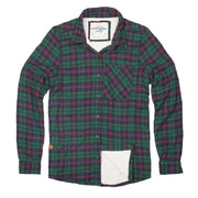 Shop for Women's High Sierra Shirt - Red Fir Pine Plaid Flannel - California Cowboy
