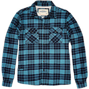 Shop For High Sierra Shirt For Men - Bluebird Plaid Flannel - California Cowboy