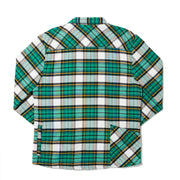 Men's High Sierra Shirt - Green Rush Tartan