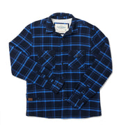Shop Sosltice Plaid High Sierra Flannel Shirt For Men - California Cowboy