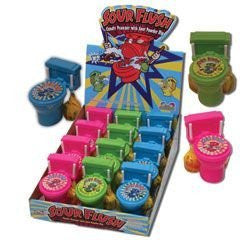Kidsmania Sour Flush Candy 12 Count