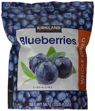 Signature Dried Blueberries, 20 Ounce Value Size