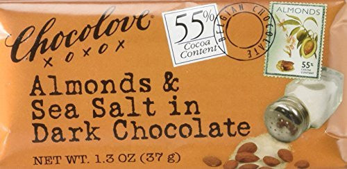 Chocolove Chocolate, 3.2 oz (90 g) Pack Of 12