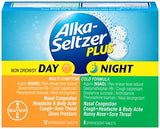 Alka-seltzer Plus Day/Night Effervescent Combo Pack, 20 Count