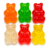 Albanese Assorted Fruit Flavor Gummi Bears Fat Free 5-Pound Bags (Pack of 2)