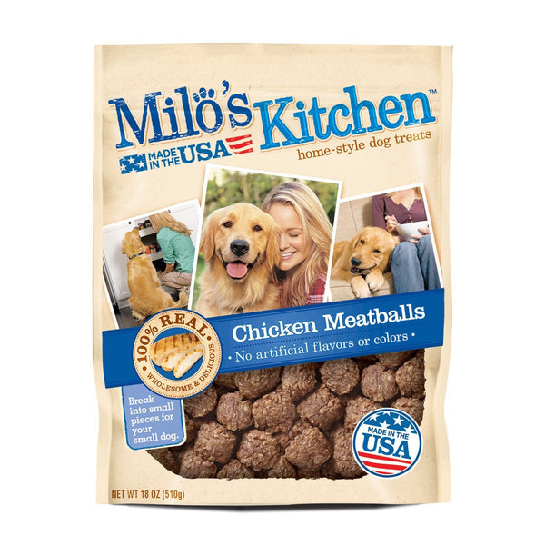 Milo's Kitchen Meatballs, 18oz