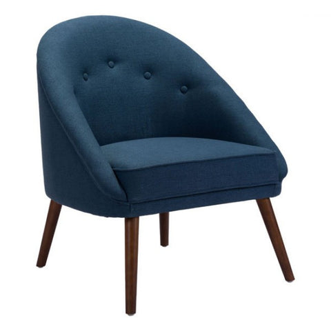 Carter Occasional Chair | Blue