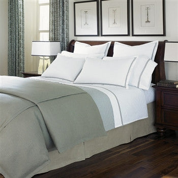 Legacy | Jefferson Linen Bedding Collection - LIFE MODERNE