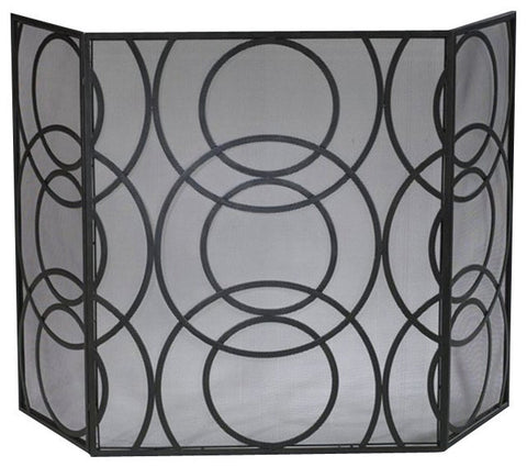 Orb Fire Screen - LIFE MODERNE