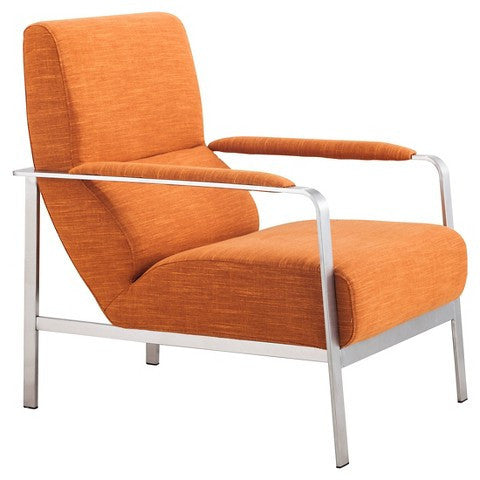 Jonkoping Arm Chair | Orange - GDH | The decorators department Store - 1