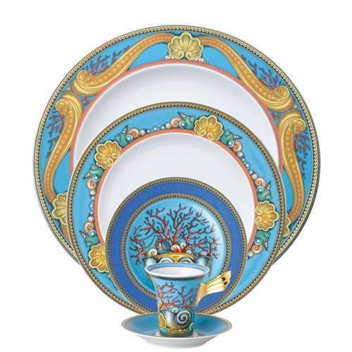 Versace La Mer Dinnerware Collection - LIFE MODERNE - 1