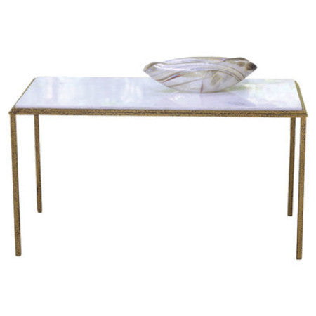 Hammered Gold Cocktail Table - LIFE MODERNE