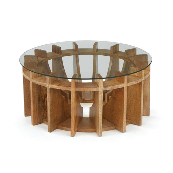Sundial Coffee Table - LIFE MODERNE