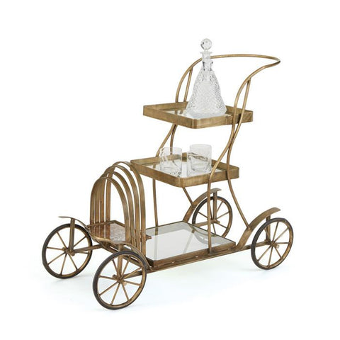 Gandini Bar Cart - LIFE MODERNE