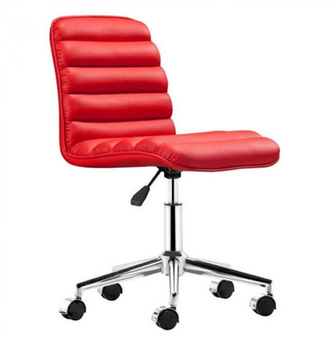 Admire Office chair | Red - GDH | The decorators department Store