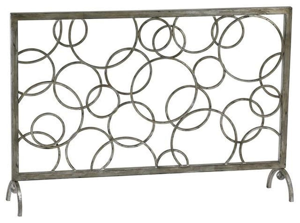 Circle Firescreen by Cyan Design - GDH | The decorators department Store