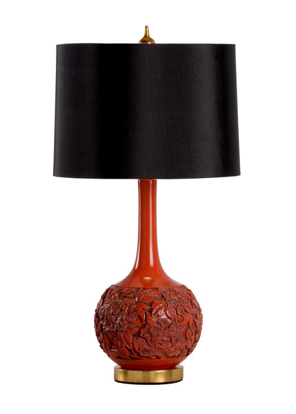 EDITH LAMP - RED - LIFE MODERNE