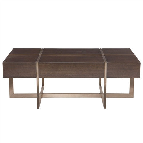 Estelle Rectangular Cocktail Table - LIFE MODERNE