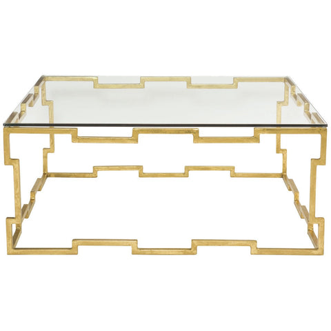 Bancroft Square Cocktail Table - LIFE MODERNE