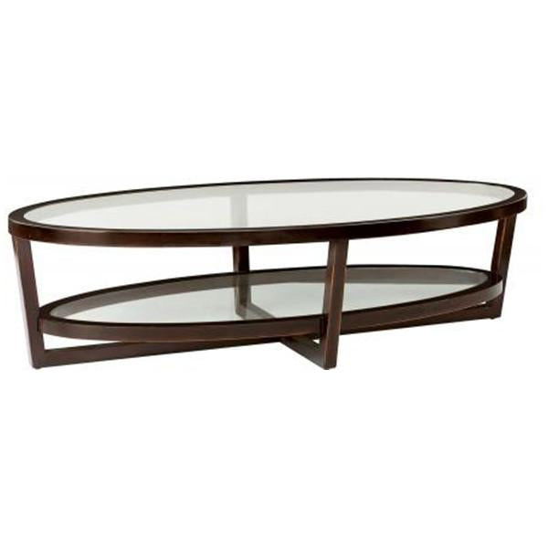 Zola Oval Cocktail Table