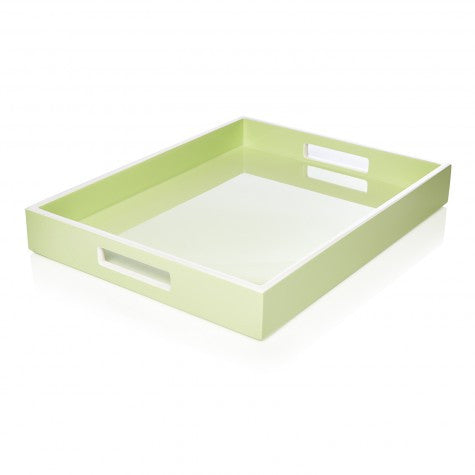 Serving Tray-Pistachio Green 14 x 22 - LIFE MODERNE