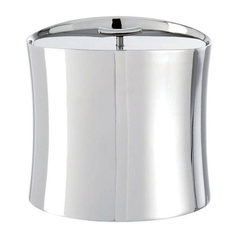 Bamboo Stainless Steel Insulated ice bucket - LIFE MODERNE