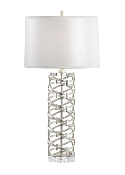 DAZZLING LAMP - SILVER - LIFE MODERNE