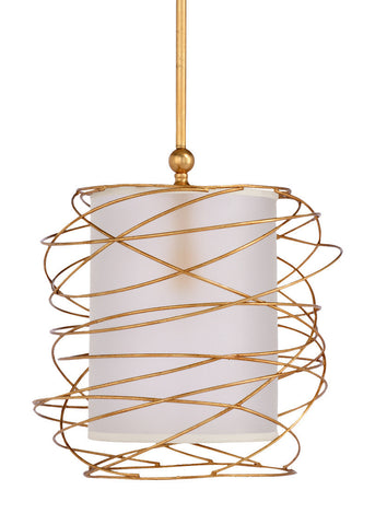 COSMO PENDANT - GOLD - LIFE MODERNE