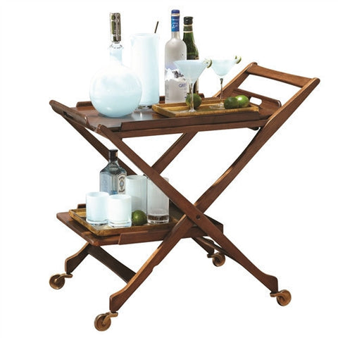Global Views Hemingway Bar Cart - LIFE MODERNE