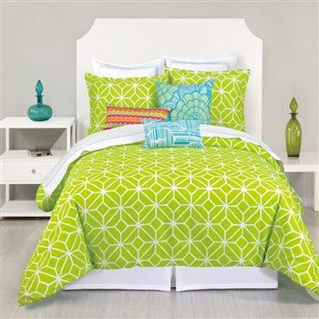 Trellis| Lime by Trina Turk - LIFE MODERNE