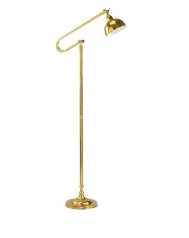 Brass Floor Lamp - LIFE MODERNE