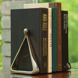 Stirrup Bookends-Nickel - LIFE MODERNE - 2