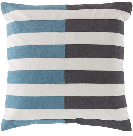 Oxford Pillow | Blue - LIFE MODERNE
