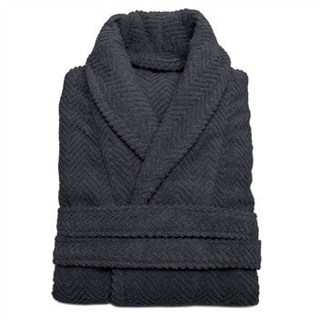 herringbone-bathrobe-grey - LIFE MODERNE