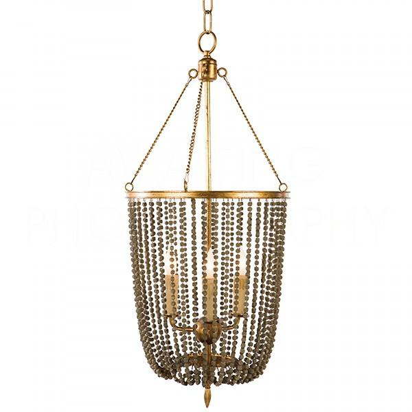 Gailey Pendant, Brown - LIFE MODERNE - 1