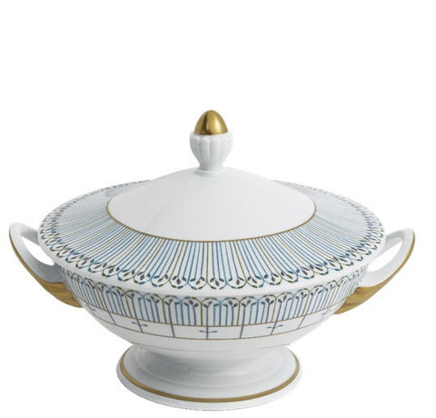 JARDIN DE LOUISE SOUP TUREEN