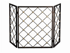Button Firescreen - LIFE MODERNE