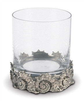 Vagabond House Nautilus Double Old Fashioned Glass-Set of 4 - LIFE MODERNE