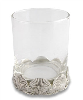 Vagabond House Coquille Double Old Fashioned Glass-Set of 4 - LIFE MODERNE