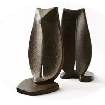 Global Views Owl Bookends - LIFE MODERNE
