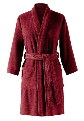 Bise Bathrobe by Sonia Rykiel | Red - LIFE MODERNE