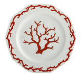 Mottahedeh Barriera Corallina Red Dinnerware Collection - LIFE MODERNE - 3