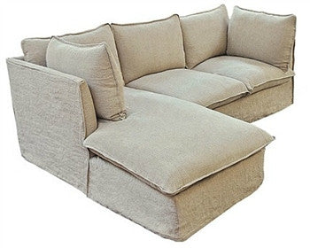 Taylor Scott Collection Milano Sectional Sofa - LIFE MODERNE