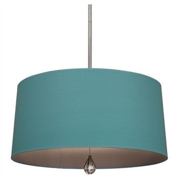 Willamsburgh Custis Pendant Light | Teal - LIFE MODERNE