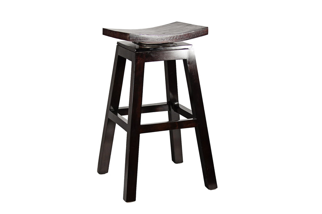 Sushi Swivel Top Bar Stool - LIFE MODERNE