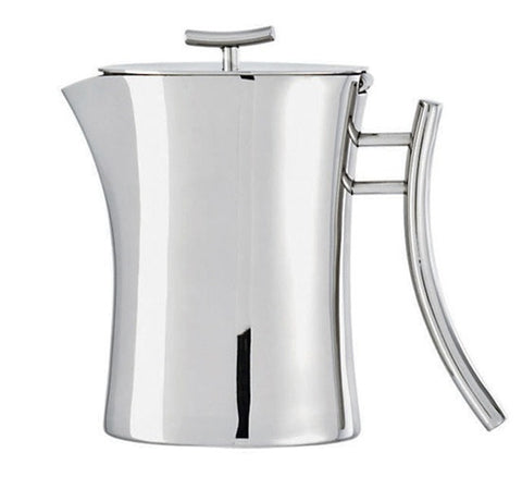 Bamboo Stainless Steel Coffee pot - LIFE MODERNE