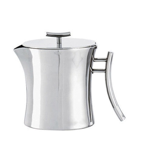 Bamboo Stainless Steel Tea pot - LIFE MODERNE