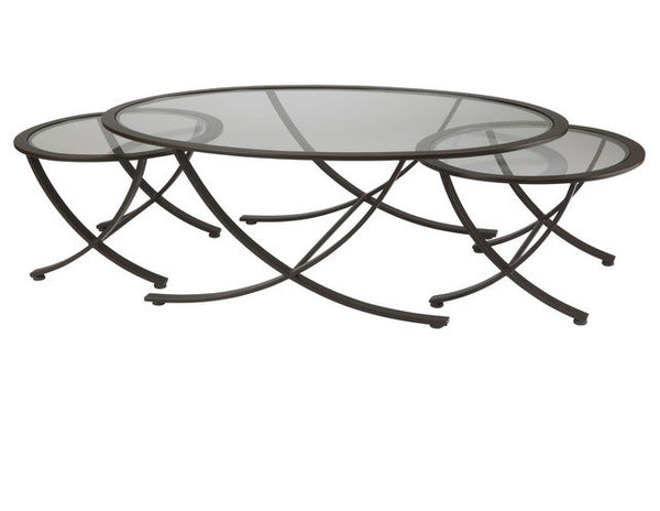 Wellington Bunching and Nesting Tables - LIFE MODERNE